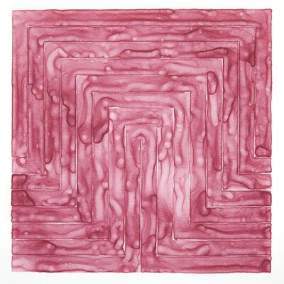 Jonathan K Higgins, 'Flow Chart #8', 2013