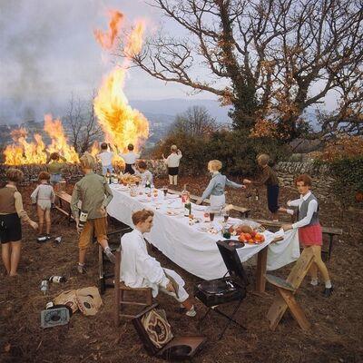 Bernard Faucon, 'Le Banquet', ca. 1978