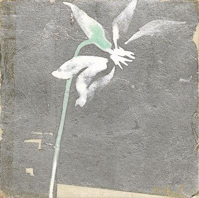 Makoto Fujimura, 'Early Daffodil 早開水仙', 2018
