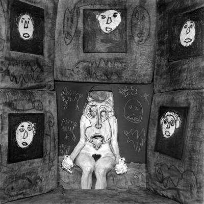 Roger Ballen, 'Serpent Lady', 2009