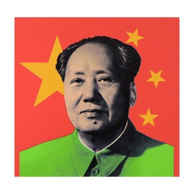 Steve Kaufman, 'Mao', 1980-2010