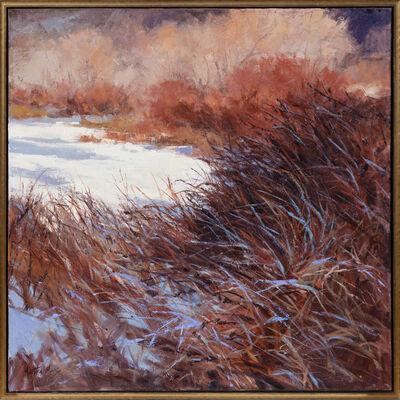 Martha Mans, 'Winter's Textures', 2017