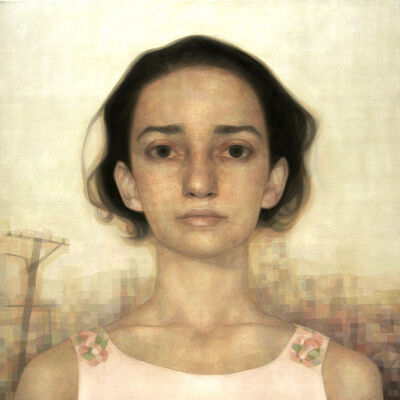 Lu Cong, 'Nissa in Pink', 2007