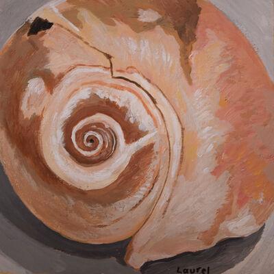 Laurel Burns, 'Seashell with Crack', 2019