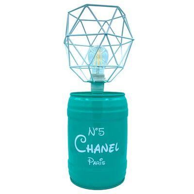 Cdrik, 'BARREL LAMP CHANEL DISNEY', 2021