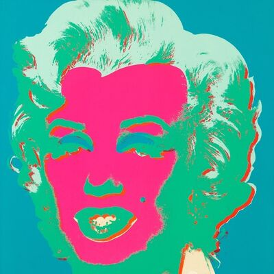 Andy Warhol, 'Marilyn Monroe (FS II.30) ', 1967