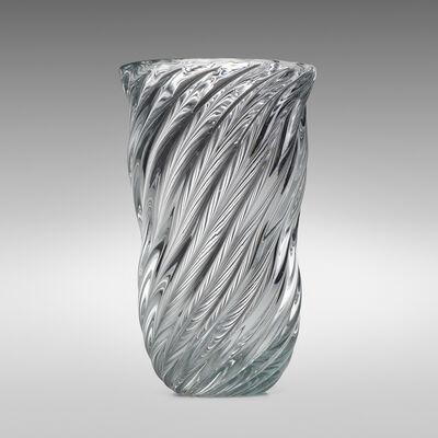 Carlo Scarpa, 'Mezza Diamante vase, model 3951', c. 1942