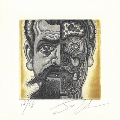 Joe Coleman, 'The Shadow Self', 2003
