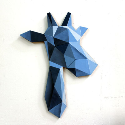 Lalo Cruces, 'Girafe', 2016