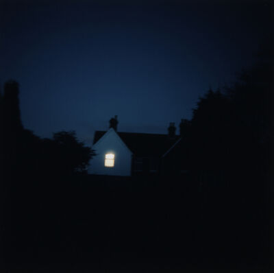Mary Kocol, 'House at Night, Isle of Wight', 2003