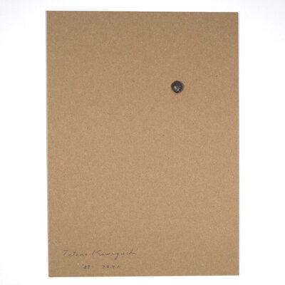 Tatsuo Kawaguchi, 'Relation – One Seed of Lead / Black Bean ', 1987