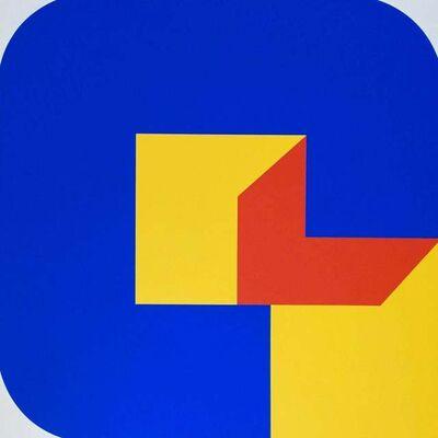 Georg Karl Pfahler, 'Version 8', 1969