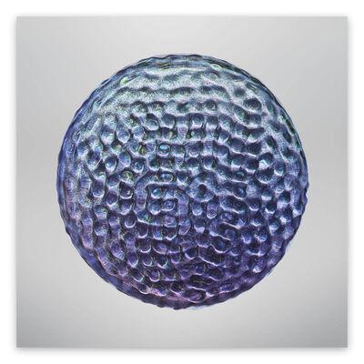 Seb Janiak, 'Résonance - water drop 251 (Large) (Abstract photography)', 2016