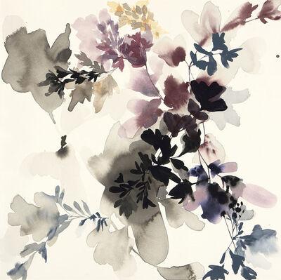 Jen Garrido, 'Wildflower Study Lilac and Smoke 2', 2018