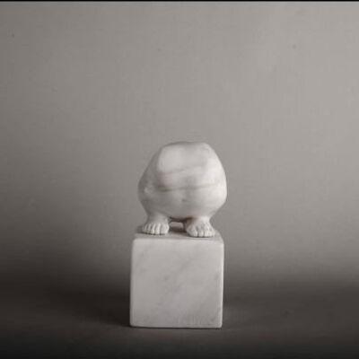 Bader Mahasneh, 'The White Ball', 2020