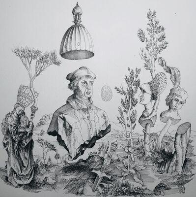 Octave Marsal, 'Le Rêve de Dürer', 2018