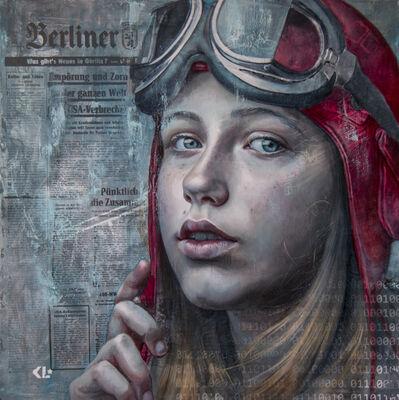 Kathrin Longhurst, 'To Seek The Truth', 2019