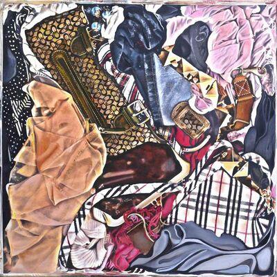 Vida Liu, 'Compressed Happines No. 7', 2015