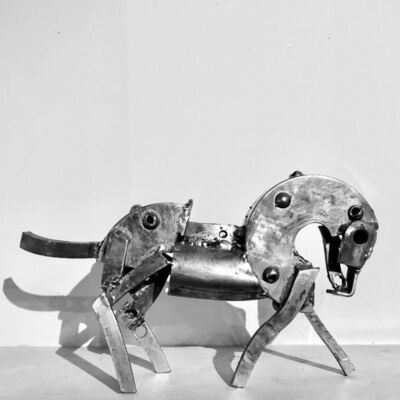 Olu Amoda, 'Abandoned Horse II', 2003