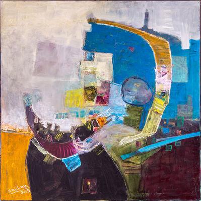 Taha Sabban, 'Seagull', 2009