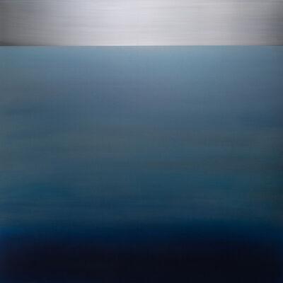 Miya Ando, 'Indigo Line', 2018