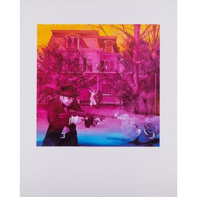 Jacques Monory, 'Technicolor 11, Série B', 1979