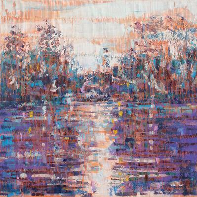 Hunt Slonem, 'Bayou La Fouche (EA01716)', 2019