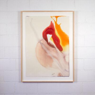 Paul Jenkins, 'Flame', 1975