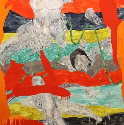 Hiro Tsuchiya, 'はじまりの展開', 2015