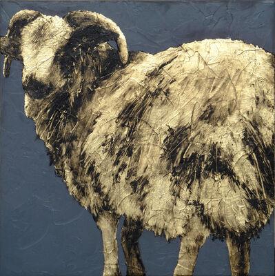 Carolyn Letvin, 'Golden Fleece #48', 2020