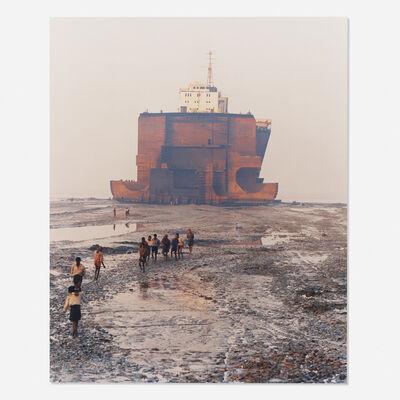 Edward Burtynsky, 'Shipbreaking #21, Chittagong, Bangladesh', 2000