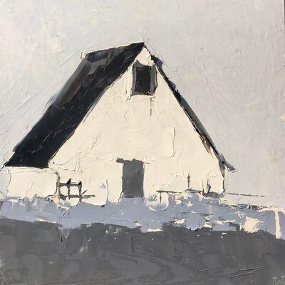 Sandra Pratt, 'White Barn ', 2021