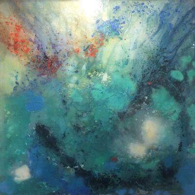 Marina Gadea, 'Big Bang Blue', 2017