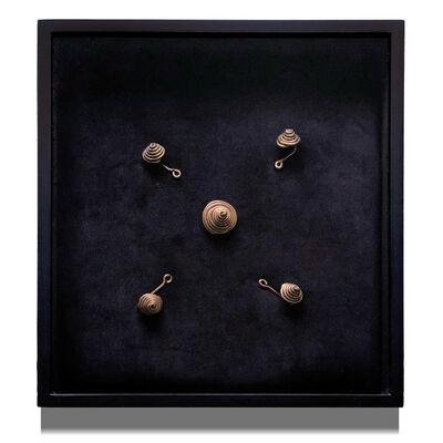Alexander Calder, 'Five Buttons', 1937