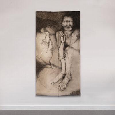 Carlos Zapata, 'Bog Man', 1989