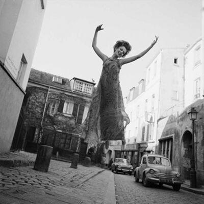 Melvin Sokolsky, 'Joy on Air, Paris', 1965
