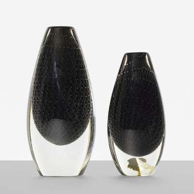 Ernest Gordon, 'Pearl vases, set of two', c. 1955