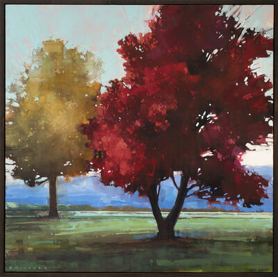 Matthew Sievers, 'Misty Morning, Sunny Afternoon (Hazy Color)', 2021
