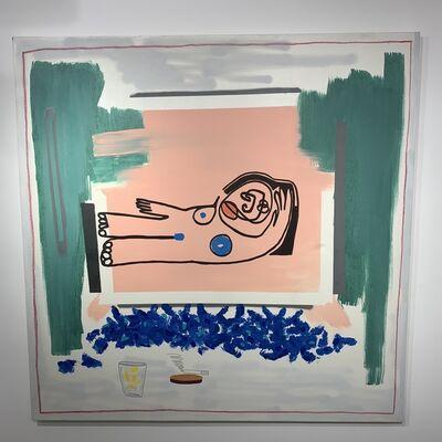 Sebastian Florido, 'Homage a Picasso II', 2018