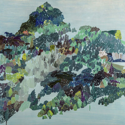 Chih-Hung Kuo, 'A Mountain-7', 2014