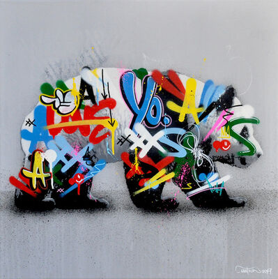 Martin Whatson, 'Giant panda', 2019