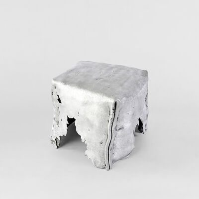 Chris Wolston, 'Los Huesos Cube Stool 2', 2016