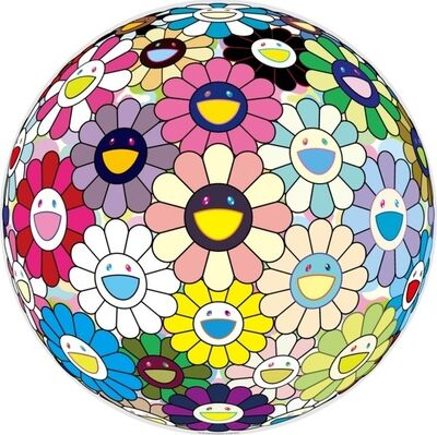 Takashi Murakami, 'PRAYER', 2018