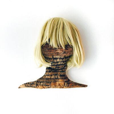 Kay Healy, 'Blondie', 2015