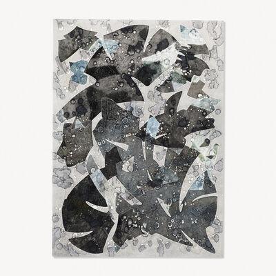 Albert Paley, 'Burning Bones Press #31', 2015