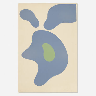 Hans Arp, 'Constellation', 1951