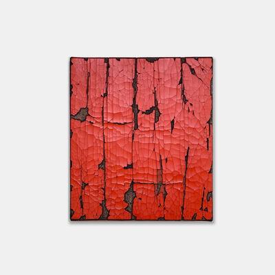Susan Gunn, 'Ground Undone: Orange Blaze  II of 3', 2021
