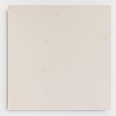herman de vries, 'Random Objectivation (V72-82 S)', 1972