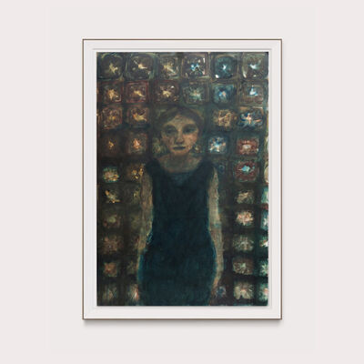 Joy Wolfenden Brown, 'Leaded Light (II)', 2020
