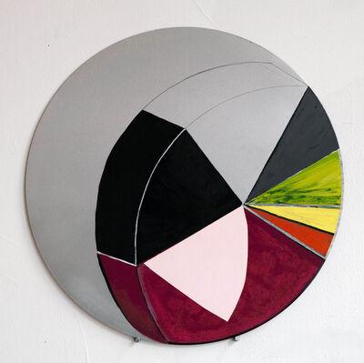 Victoria Civera, 'Serie Radial. Horizontes circulares #9', 2017